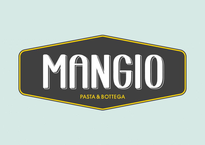 Mangio logo