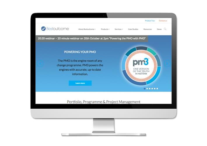 bestoutcome website graphics