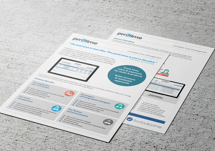 bestoutcome sales leaflets