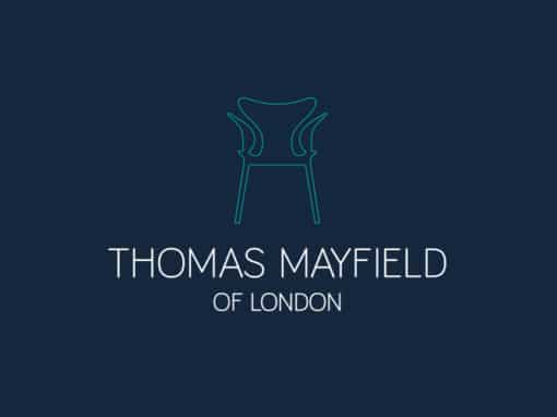 Thomas Mayfield branding, website & print