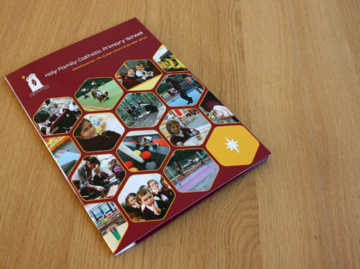 Holy Family School brochure