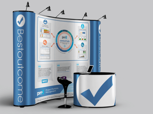 Bestoutcome branding, print & exhibition