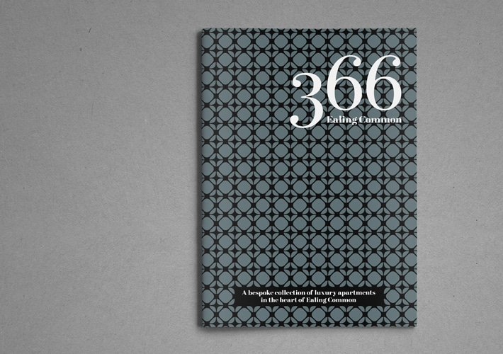property development branding and brochure design