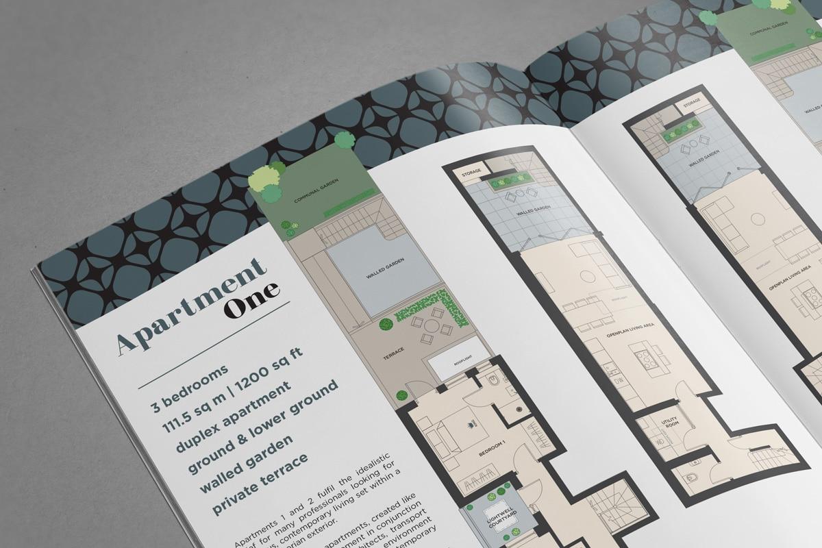 366 Uxbridge road, property brochure design