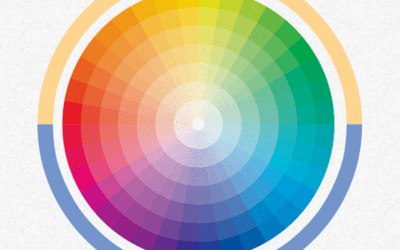 Choosing the best website colours for an effective brand
