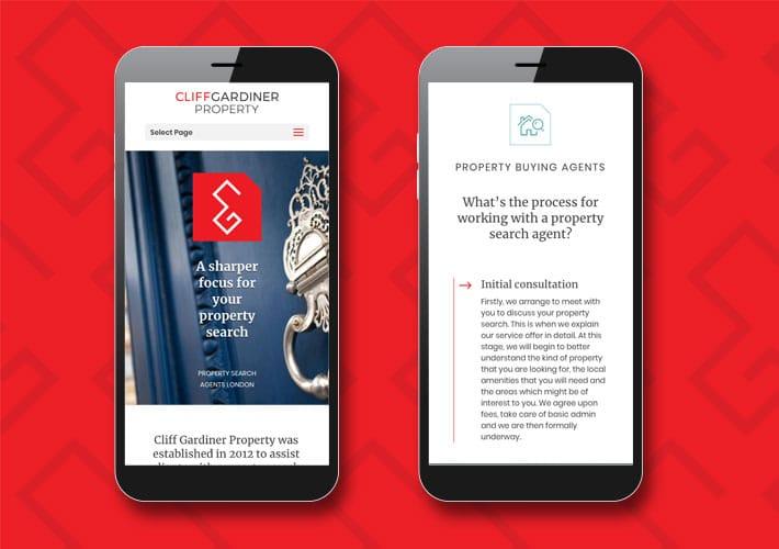 Brand Design   rebrand and website design