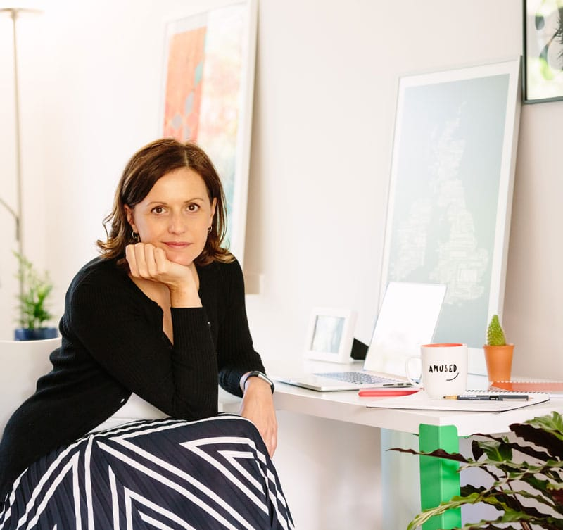 Angela Zeballos of az.design