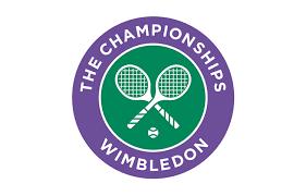 Wimbledon Green & Purple logo