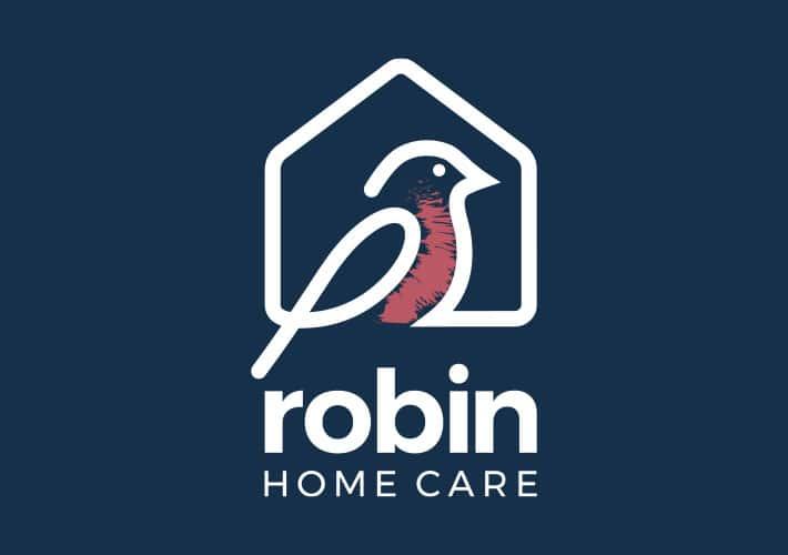 Robin Home Care Branding